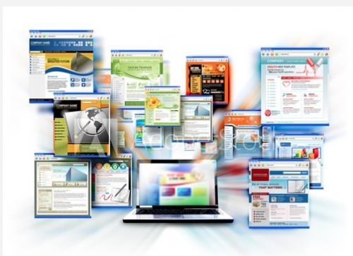 探讨简单风格的营销型网站的设计规划